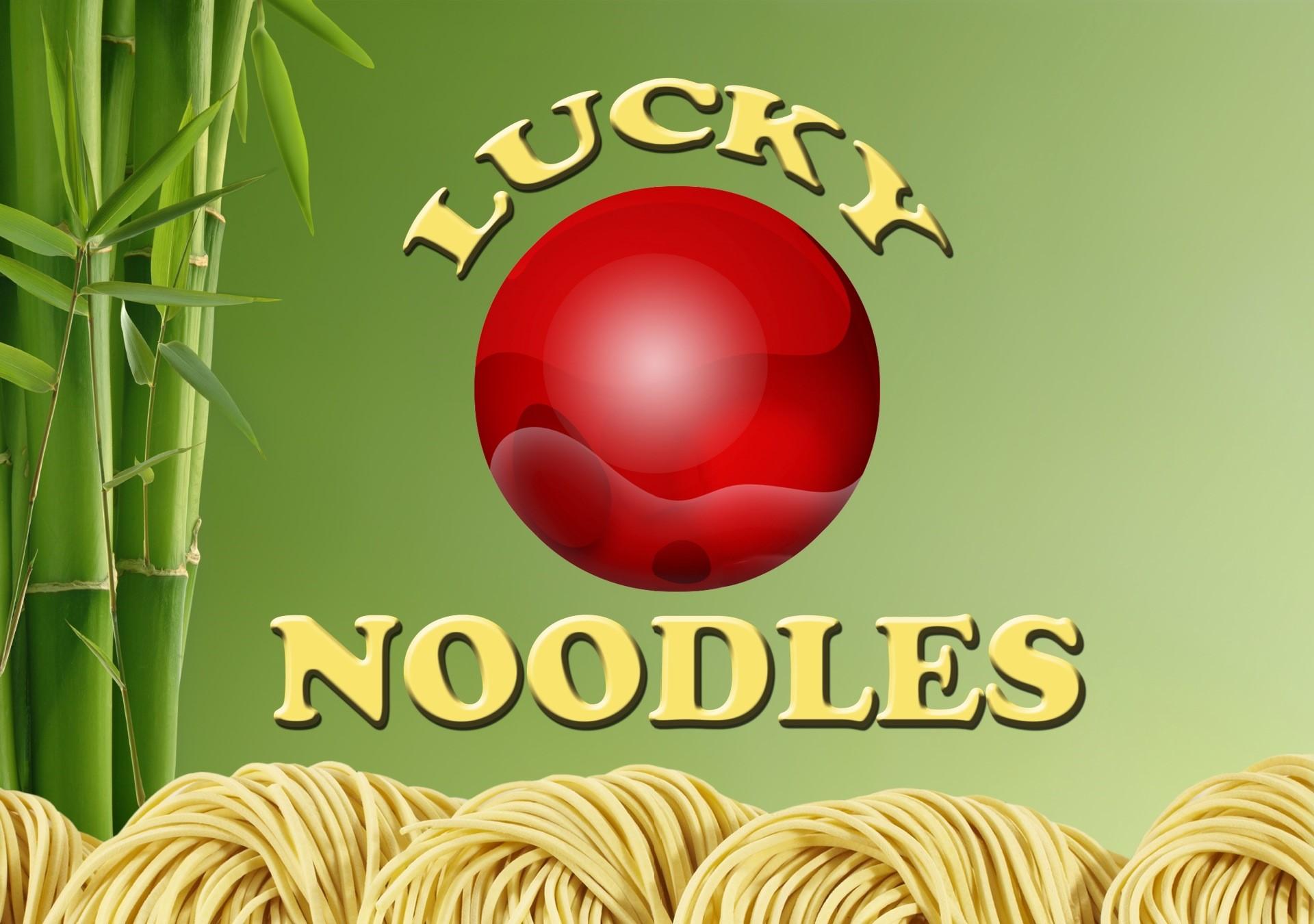 Lucky Noodles Logo
